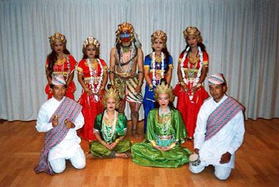 Dance Mandal Nepal